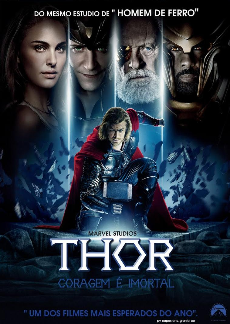 Thor   Dual Áudio + Legenda
