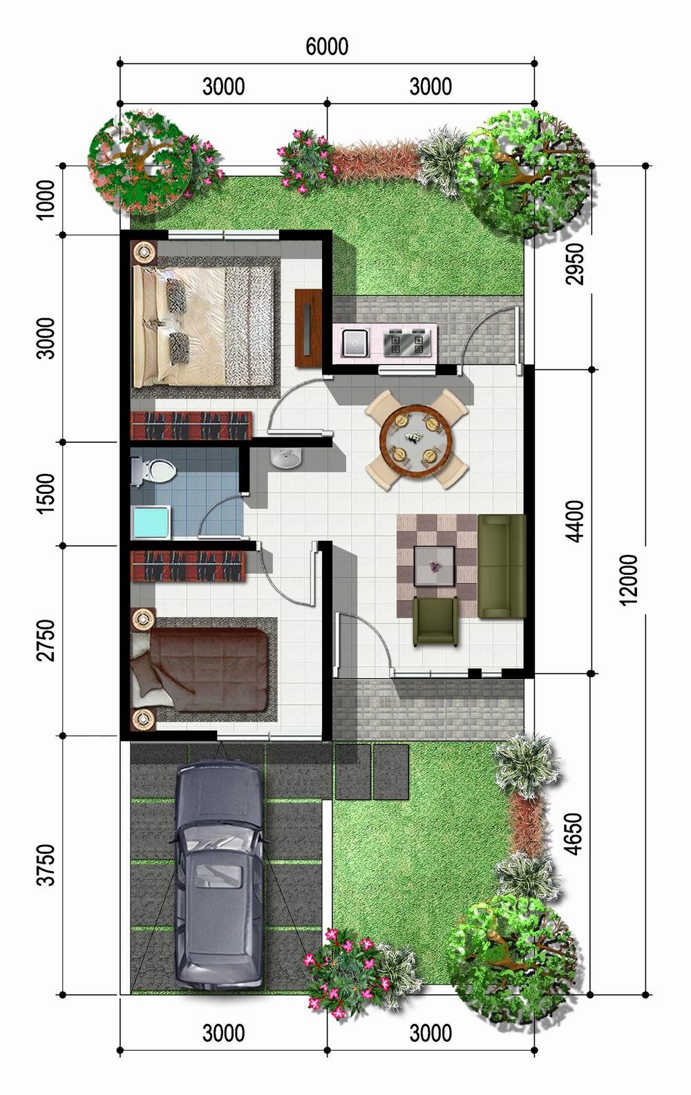 Aneka ide Desain Rumah 2 Lantai Klasik 2015 yang bagus