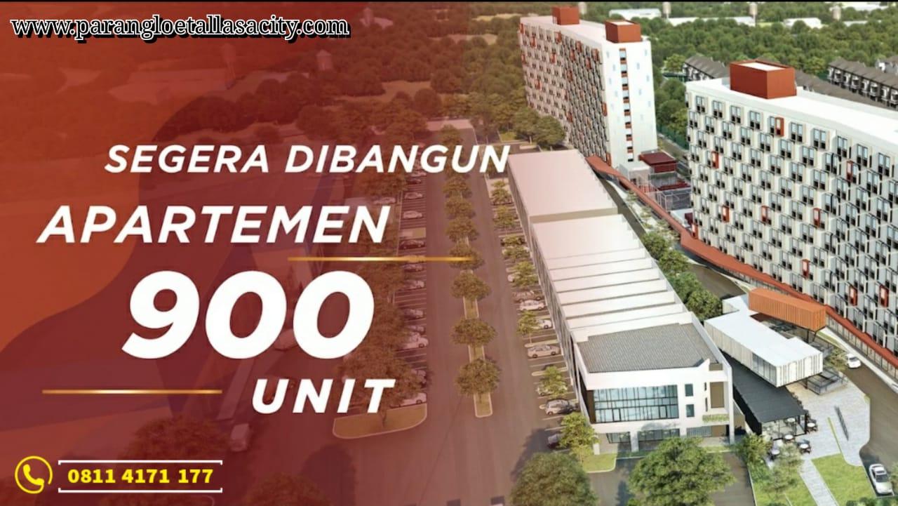 Apartment BANDARAYA Tallasa City Makassar Info 08114171177