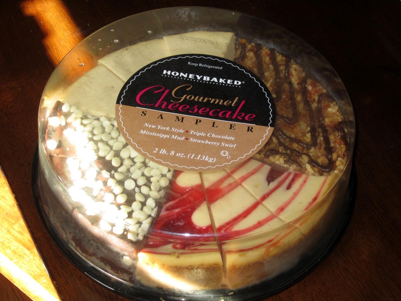 Ham company - Honeybaked Ham Company Thanksgiving Cheesecake
