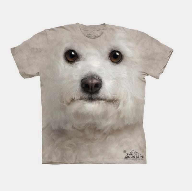 T-shirt z nadrukiem 3d