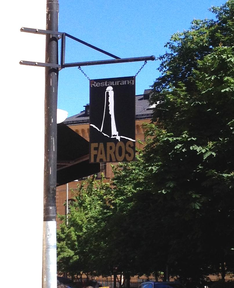 faros restaurang södermalm