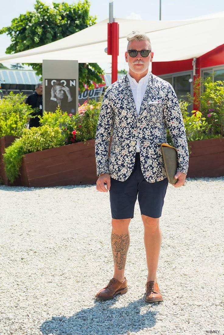 แฟชั่นกางเกงขาสั้นเท่ๆ สำหรับผู้ชาย