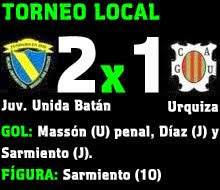 "FINAL ""CLAUSURA"" 1ª DIV."