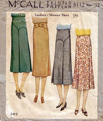 How Much Did That Sell For Vintage 1930s Mccall 6112 Sewing