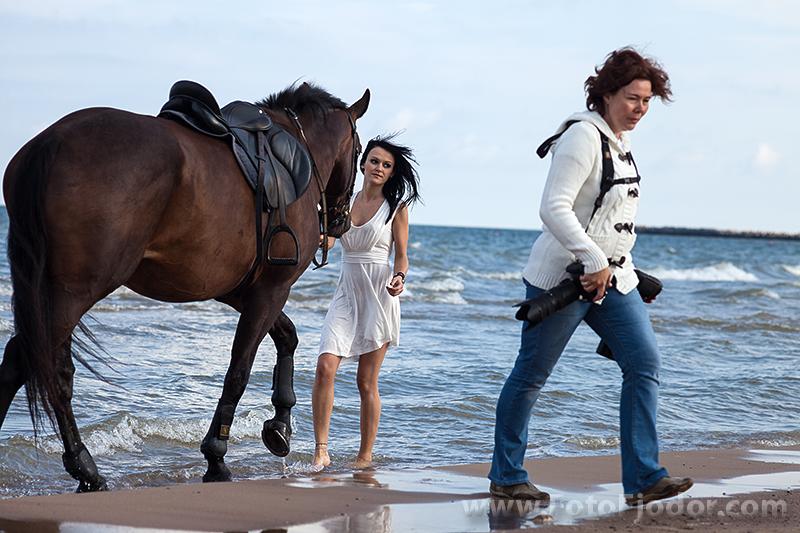 Мастер класс Светланы Петровой по съёмке лошадей на Art Camp 2013