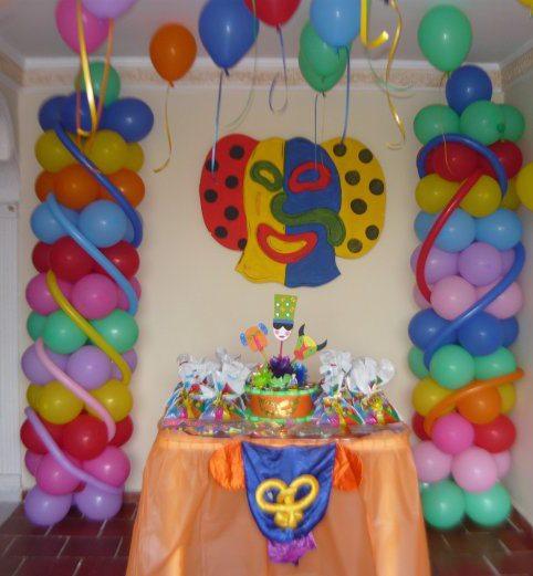 Decoraci nes de carnaval imagui for Decoracion para carnaval
