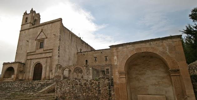 Iglesia y convento de San Andrés - Hidalgo