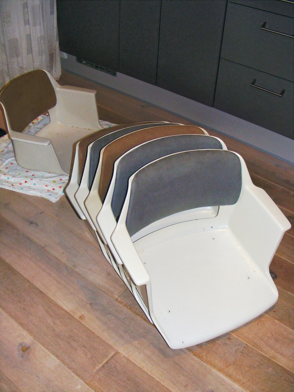 Hobby Blog  Gispen stoelen