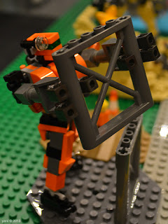 sydney brick show - construction mech