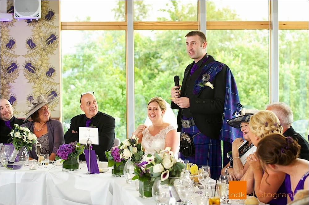 Lodge on the Loch Loch Lomond Wedding Photography