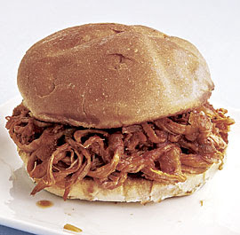 Recipe: Slow cooker pulled pork with apple fennel slaw