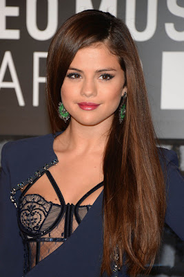 Selena Gomez en los MTV Video Music Awards 2013