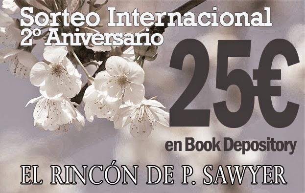 Sorteo internacional - Segundo aniversario