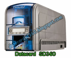 cleaning datacard sd360
