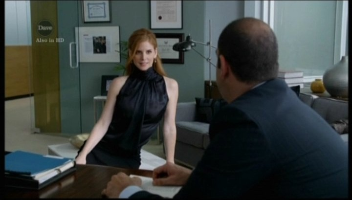 Pencil skirt watch sarah rafferty quot suits quot