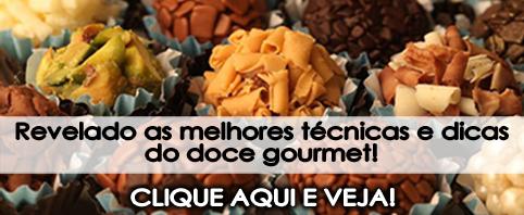 Conheça Brigadeiro Gourmet