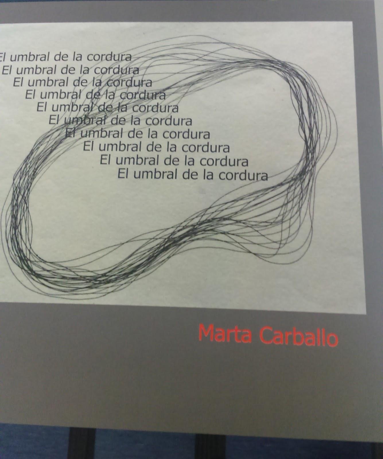 Libro de Marta Carballo