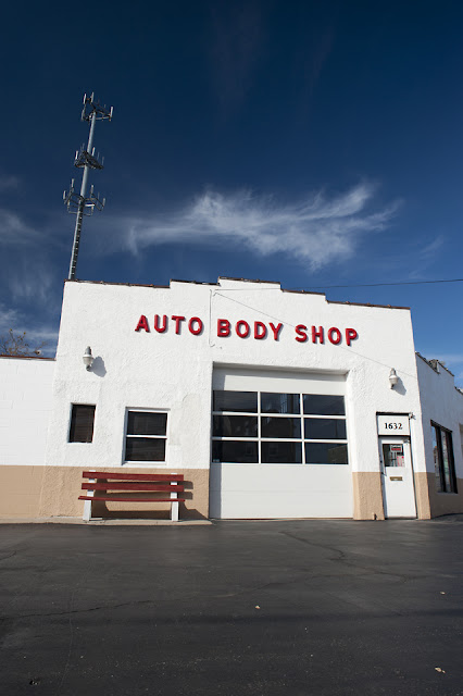 Body Shop, Auto, Northside, Cincinnati, Garage