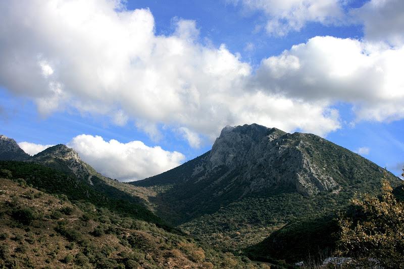 Sierra de Benamahoma