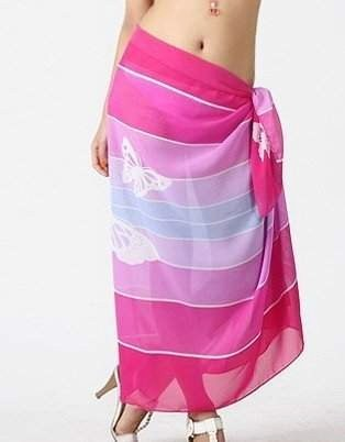 how to wear a sarong in different styles