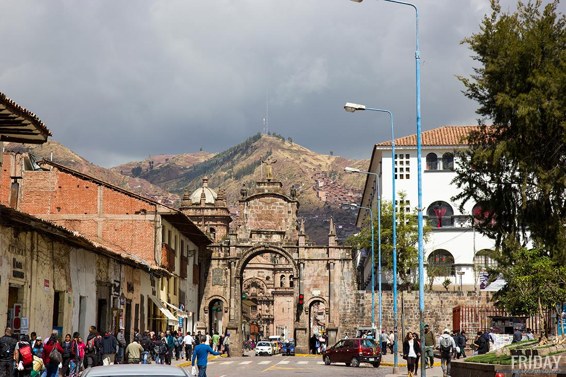Downtown Cusco