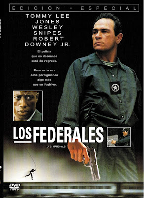 U.S. Marshals (Special Edition) 1998 DVD R2 PAL Spanish