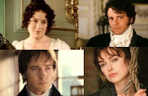 Check Out my Pride and Prejudice Comparisons!