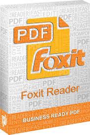 Foxit Reader 6.0.6.0722 phần mềm đọc file PDF thông minh gọn nhẹ