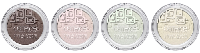 Catrice Creme Fresh Limited Edition Eye Shadow