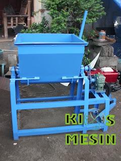 mesin pencampur kompos