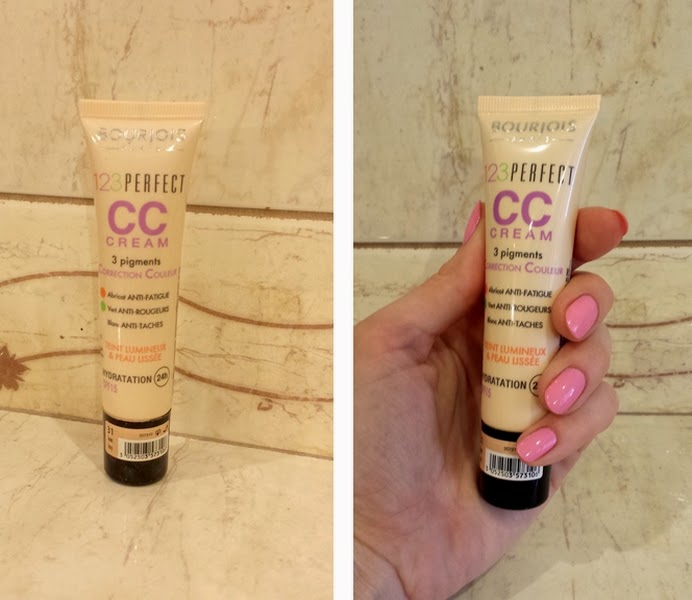 123 Perfect CC Cream Bourjois