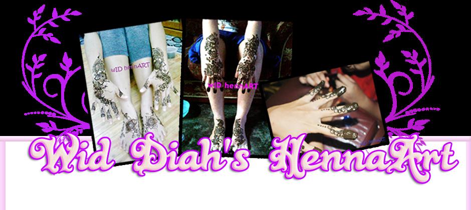 Wid  Diah's HennART