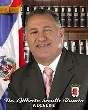 Alcalde Gilberto Serulle