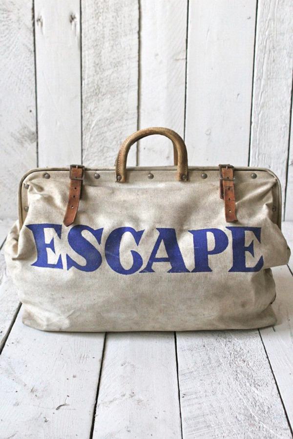 bolsa de viaje escape