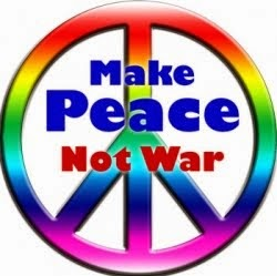STRIVE for INTERNAL + EXTERNAL PEACE