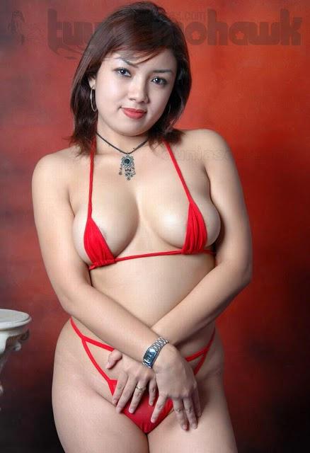 Foto BugilTante Silva Yang Hot Abis