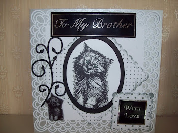 thelma's brother's card