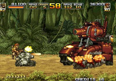 Metal Slug Anthology PC Game (1)