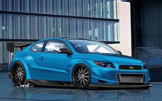 Scion tc concept