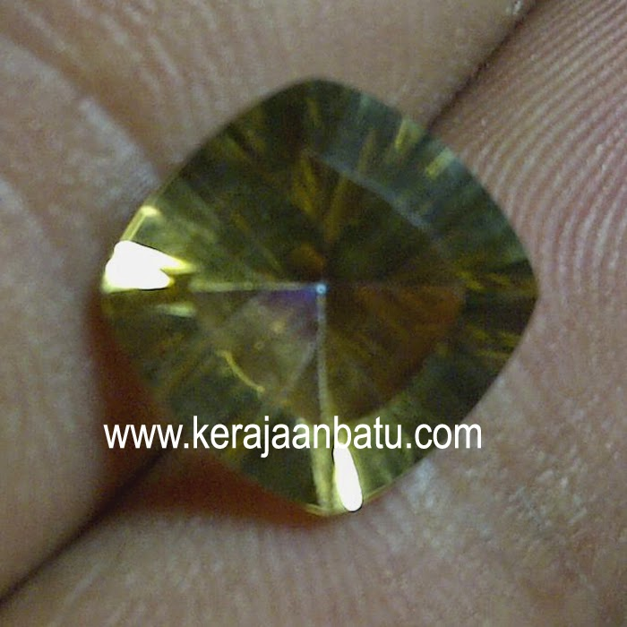 NATURAL CITRINE QUARTZ KODE P 925