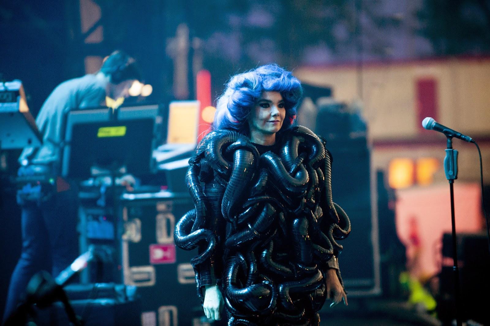 björk guðmundsdóttir: Björk - Live @ Pukkelpop, Kiewit ...