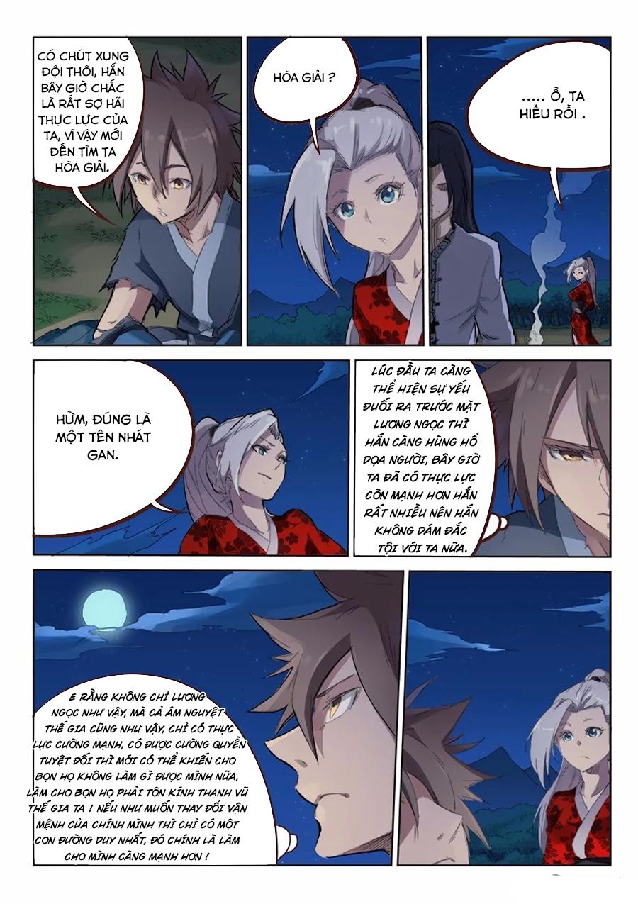 Tinh Võ Thần Quyết trang 7