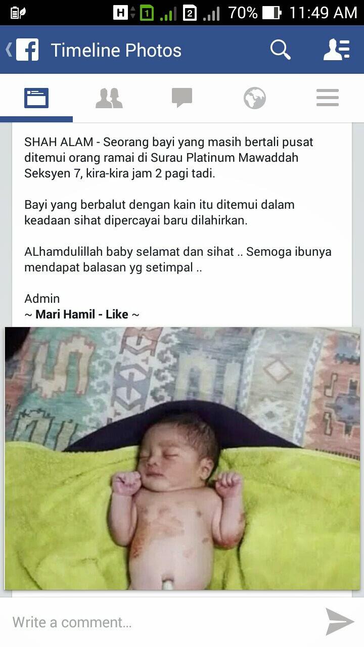 buang bayi