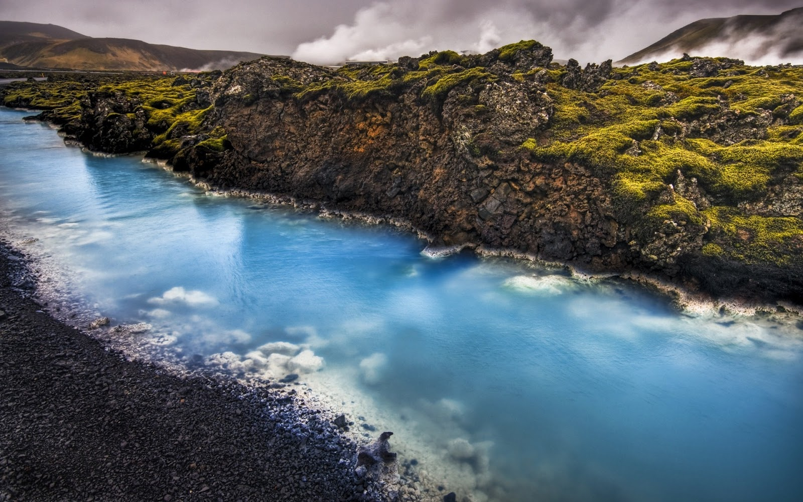 Travel Trip Journey: Blue Lagoon Iceland