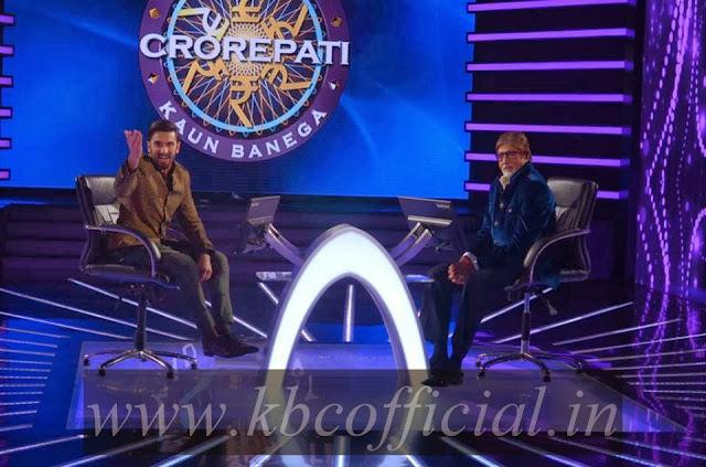 KBC Questions asked from Ranveer Singh : Memorable Experience