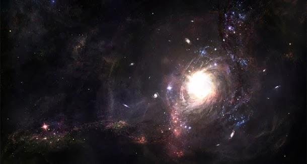 Galáxia minúscula