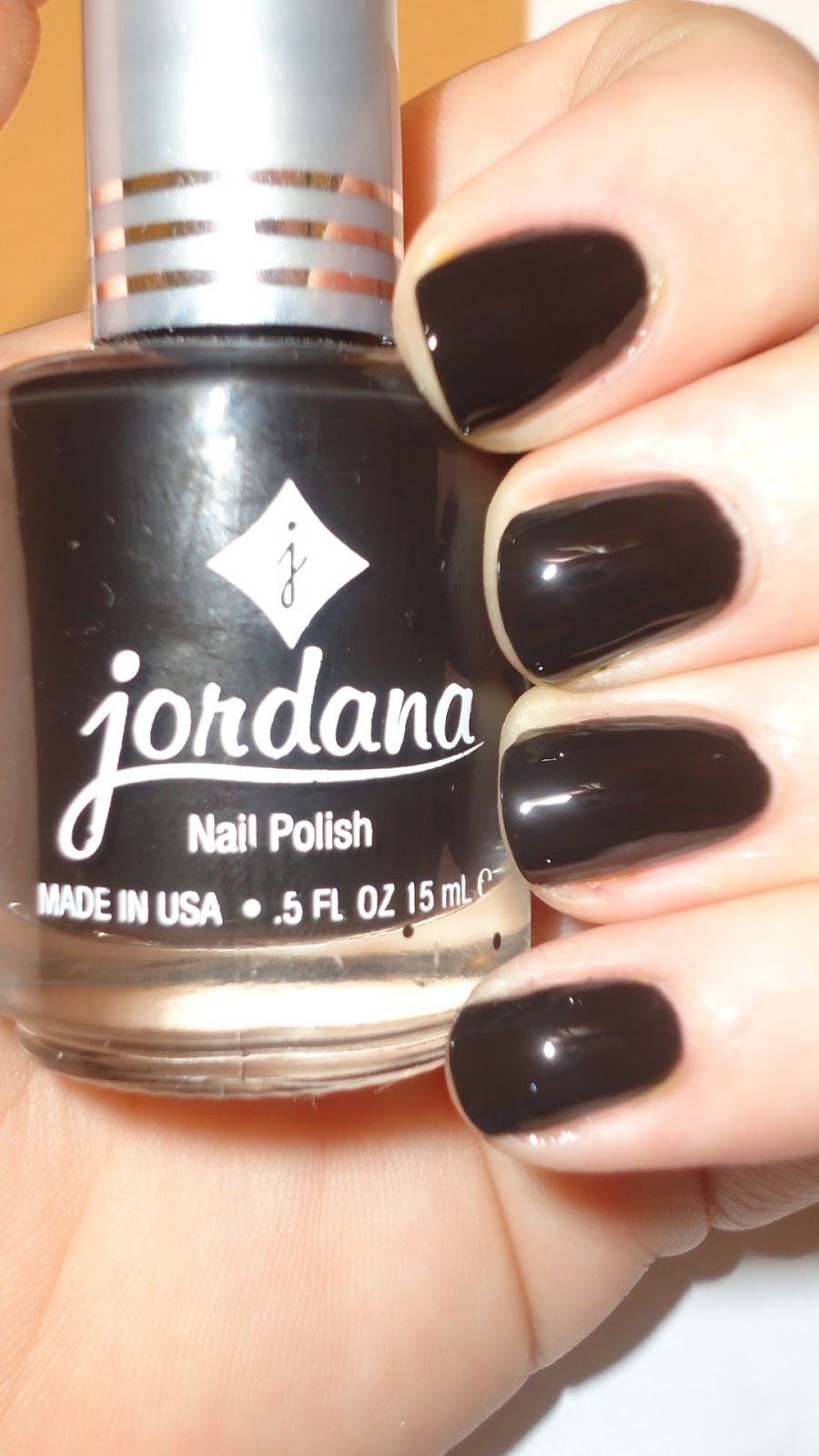 BreezyTheNailPolishLover: Jordana Nail Polish