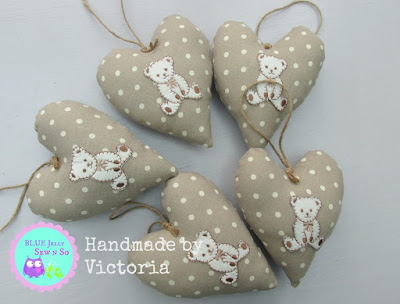 Shabby_Chic_Fabric_Heart_Bear_Baby_Gift