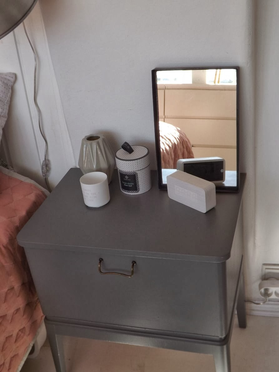 Thomsons Univers: Lidt nyt i soveværelset...